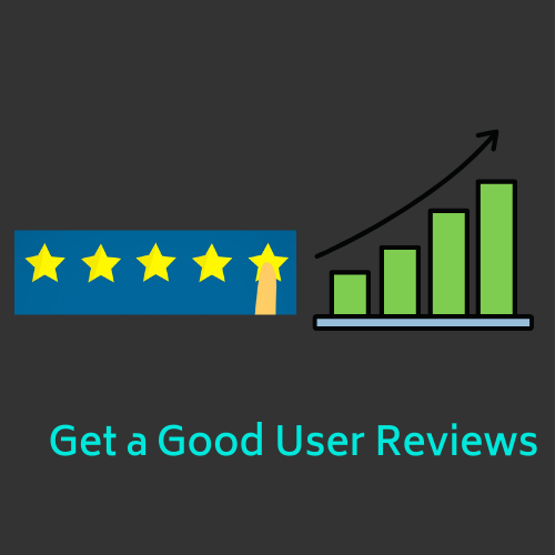 Increase app rating, tactics to improve app ratings, how to increase app ratings, improve app rating on play store